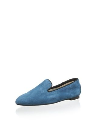 34% OFF Tod's Women's Casual Flat (Blue)