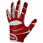 The internet is where you can buy budget friendly football gloves. There are several websites selling youth football gloves and you can save a lot of money buying the Cutters football gloves you need by shopping for them on the internet.