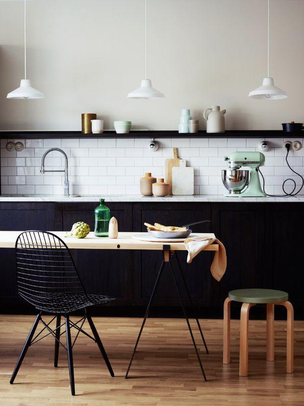 Zwarte keukens | Éénig Wonen | Bloglovin'
