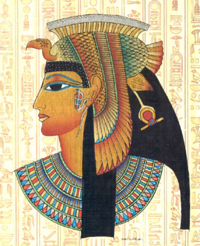 1001 + Ideen für Cleopatra schminken - Inspiration ...