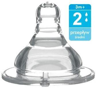 Babyono Соска для бутылок с широким горлышком – поток 2 (средний)  — 152р.  BabyOno соска средний поток обязательно понадобится для малышей, которые находятся как на грудном, так и на смешанном вскармливании. Особенности Соски : соска средний поток имеет 1 отверстие, которые позволяют обеспечить необходимое поступление молока или молочной смеси; Тройная анти-вакумная система соски защищает ребёнка от заглатывания воздуха, предотвращая колики; Имеющийся воздушный клапан позволяет не…
