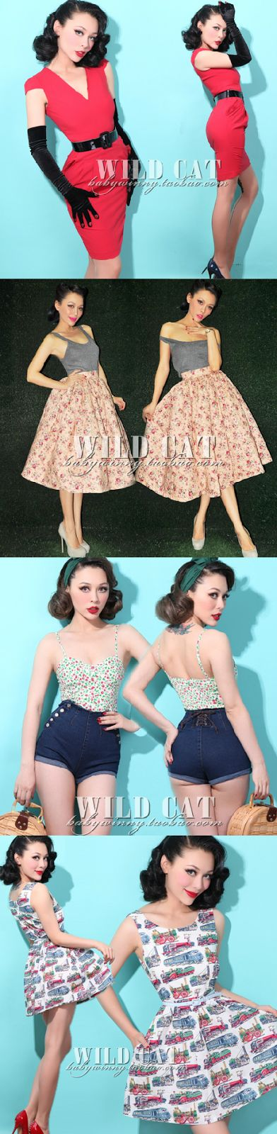 Lifestyle of a Pin-up Girl: Pin-up Girl Winny