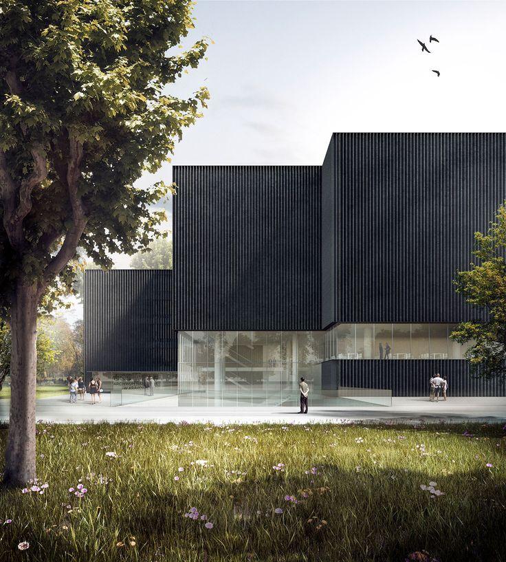 National archives of Krakow, Guillermo Vázquez Consuegra + [bakpak] architects – BETA