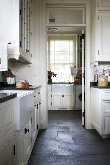 Best 20 Slate Floor Kitchen Ideas On Pinterest Slate