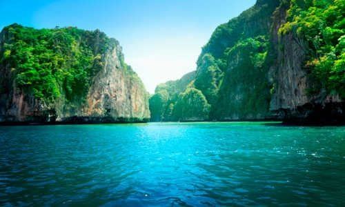 Phuket, Thailand http://www.buzzle.com/articles/best-vacation-spots-in-the-world.html