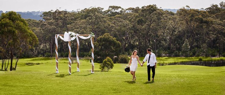 The Springs, Central Coast. It's decadent, luxurious and will serve as the perfect setting for your wedding. More: http://goo.gl/UA7DVy #wedding #bride