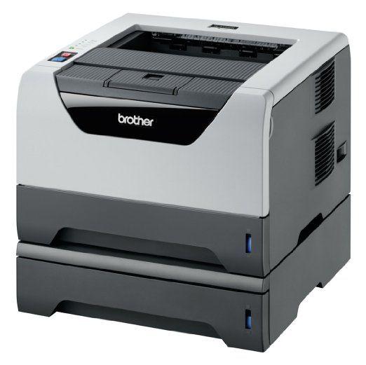 Brother HL5350DNLT monochrom Laserdrucker, 2 x 250 Blatt Kasette EUR 399.87