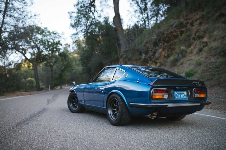 This Nissan Fairlady 240Z-L Is A Rare Japanese Survivor - Petrolicious