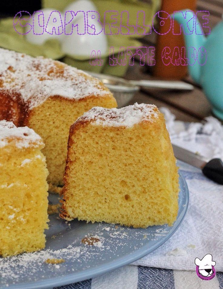 CIAMBELLONE AL LATTE CALDO, cotto nel FORNETTO VERSILIA http://blog.giallozafferano.it/sognandoincucina/ciambellone-al-latte-caldo-ricetta-tradizionale-e-ricetta-bimby-nel-fornetto-versilia/
