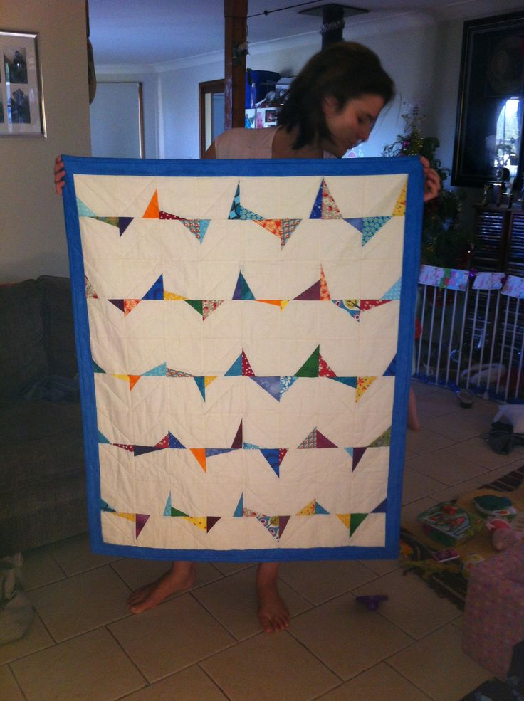 A quilt for Cooper