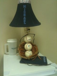 Baseball Lamp For Regina Hatley