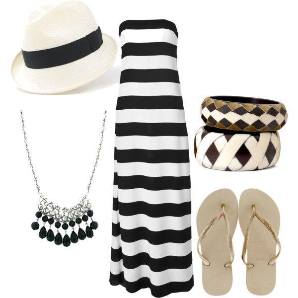 """""""Un paseo por la playa"""" by outfits-de-moda on Polyvore"""