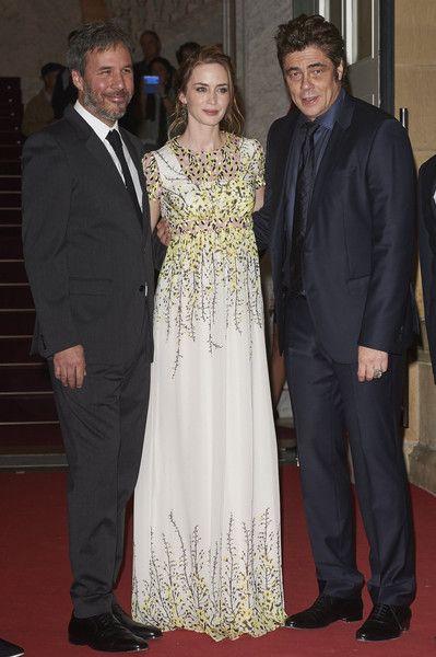 Emily Blunt Photos - 63rd San Sebastian Film Festival: 'Sicario' Premiere - Zimbio