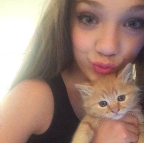 Maddie and Peanut :)