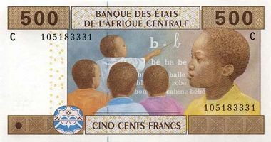 CFA Franc to US Dollar cash converter