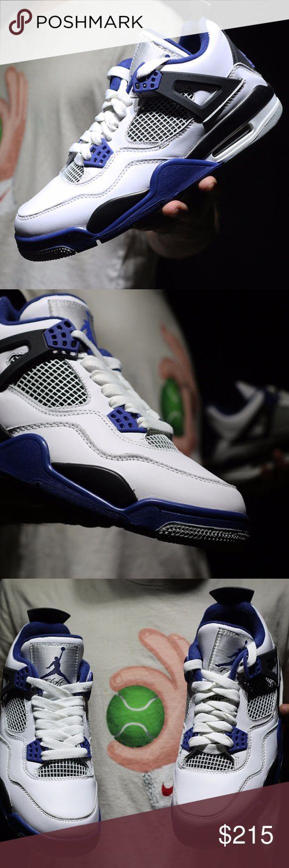 Nike Air Jordan 4 Retro Nike Air Jordan 4 Retro Air Jordan Shoes Sneakers