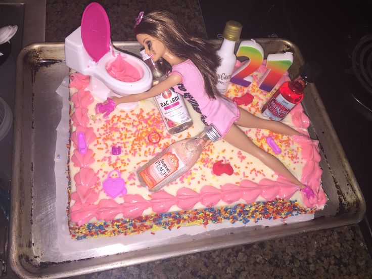 Drunk Barbie Cake Images : 1000+ ideas about Drunk Barbie Cake on Pinterest Barbie ...