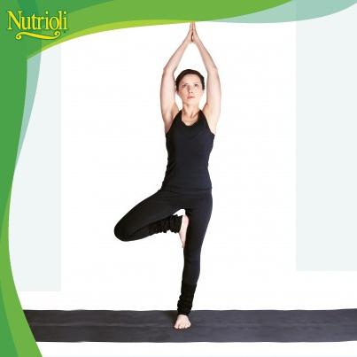 ¿Has practicado la postura del árbol?