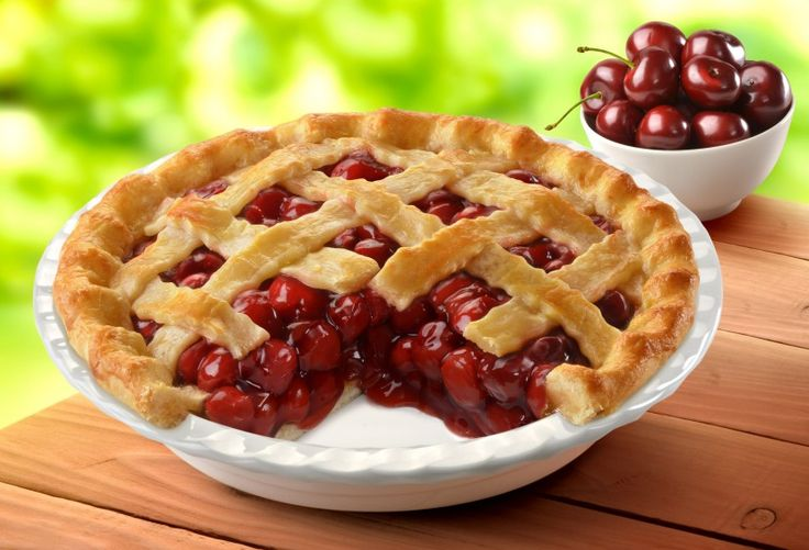 #December 1st is #NationalPieDay #national #pie #day, everything else is everything else #apple #cherry #mikewepplo http://www.mikewepplo.com/
