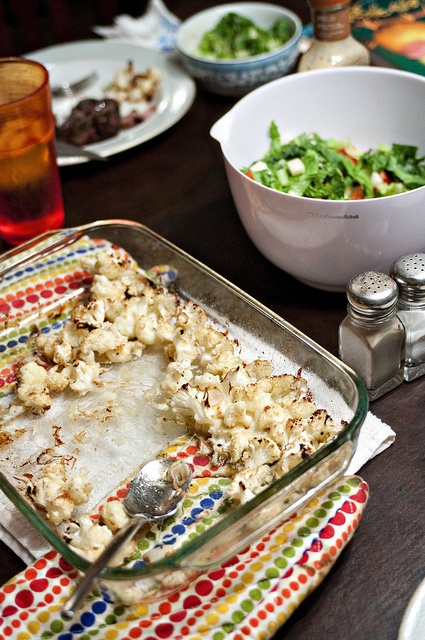 2011: Oven-Roasted Cauliflower with Garlic, Olive Oil and Lemon Juice ...