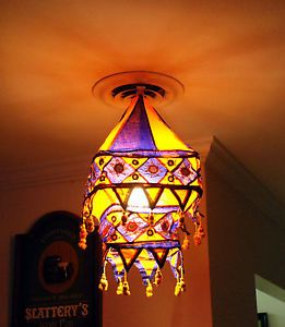 A Traditional Lampshade