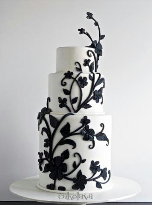 Black And White Cake By Rick Reichart Cake Lava