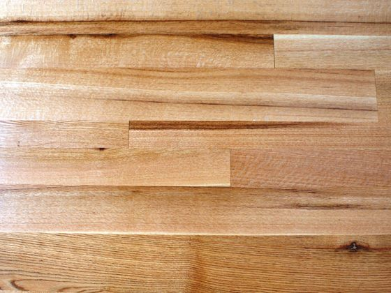 Natural grade red oak floors quartersawn mill direct for Natural red oak floors