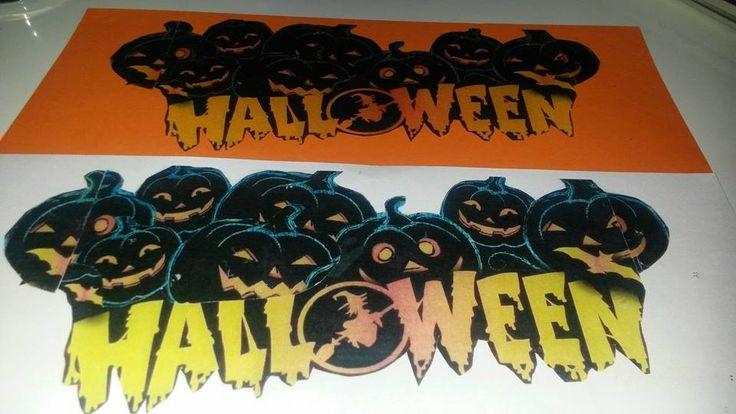 halloween v K-Vital