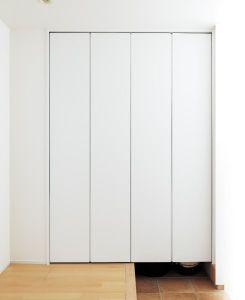 クローゼットスタイル | エントランスパーツ(玄関用収納) | 内装・収納(インテリア) | Panasonic
