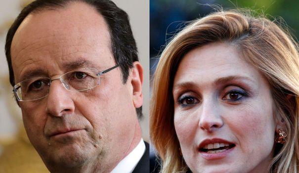 Julie Gayet et François Hollande sont-ils en couple? - L'Express