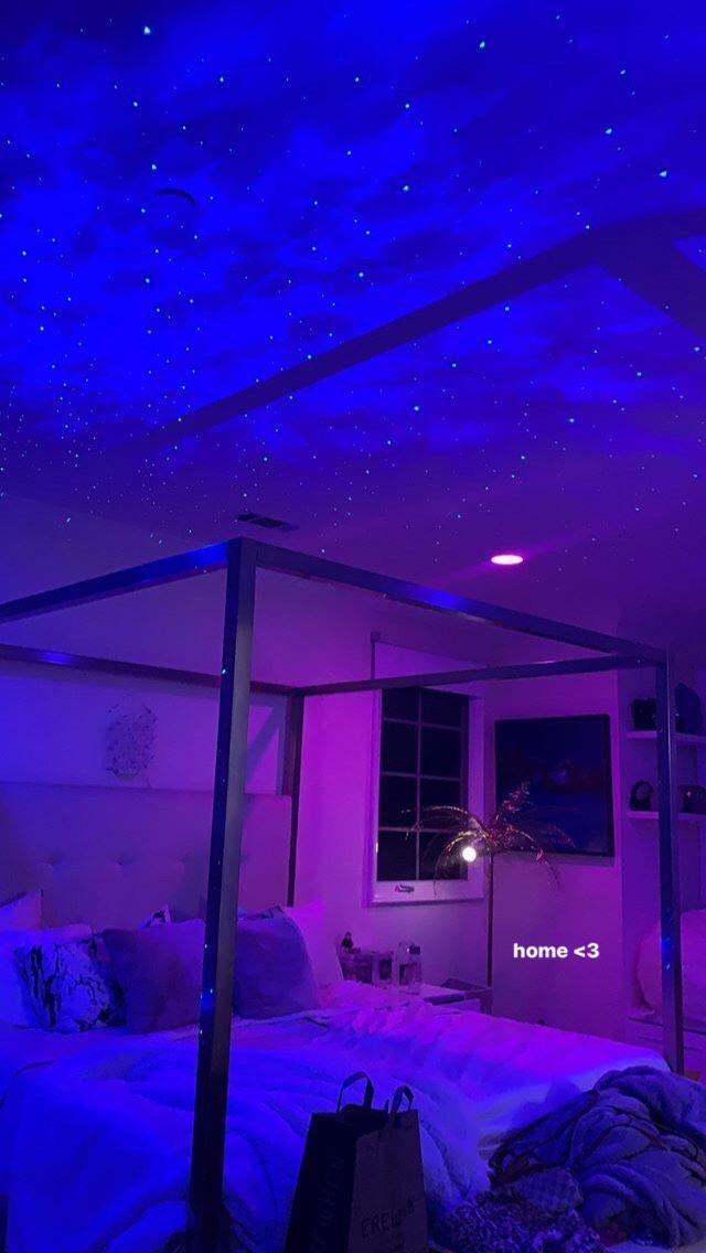 Room Roomideas Aestheticroom Aesthetic Aestheticroomideas Ledlights Tiktokroom Tiktokroomideas In 2020 Neon Room Neon Room Decor Neon Bedroom