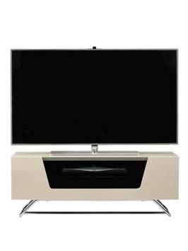 nice Alphason Chromium Tv Stand - Fits Up To 50 Inch Tv - Ivory Check more at http://hasiera.co.uk/s/livingroom/product/alphason-chromium-tv-stand-fits-up-to-50-inch-tv-ivory/