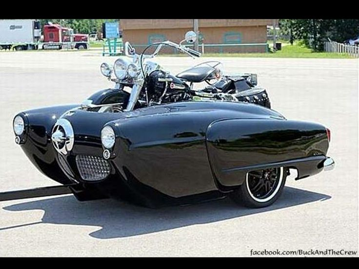 Best Old Motorcycles With Sidecars Images On Pinterest