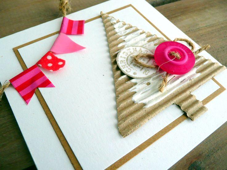 5x kleurrijke kerstkaarten maken