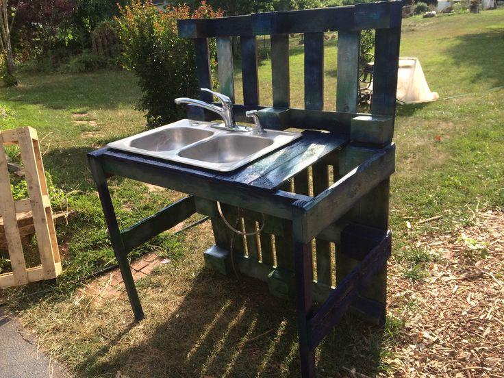 Complete Pallet Garden Set Pallet Ideas 1001 Pallets: 1000+ Images About Pallets Garden & Patio On Pinterest