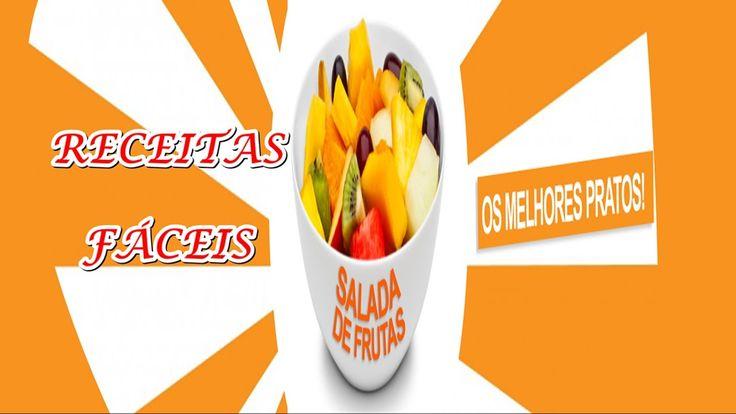 Dona Rubia Canal Clarear MANDANDO BEIJOS para Salada de Frutas