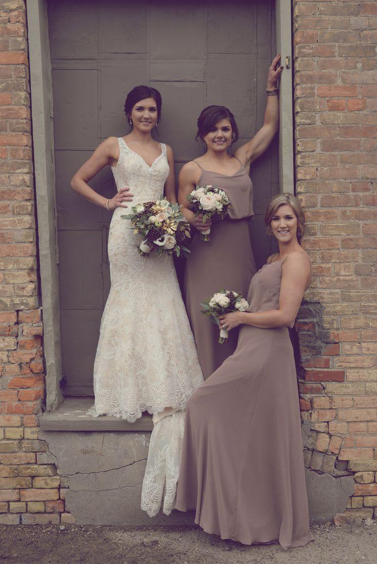 Eddy K. Bride Peyton   Eddy K Bridal Gowns   Wedding Dress: Eddy K. Couture #CT182 Bridal Store: Elite Bridal Boutique Photographer: Kristin Campbell with Journey Images #eddyk #eddykbride #realbride #weddinggown #weddingdress #bridesmaids