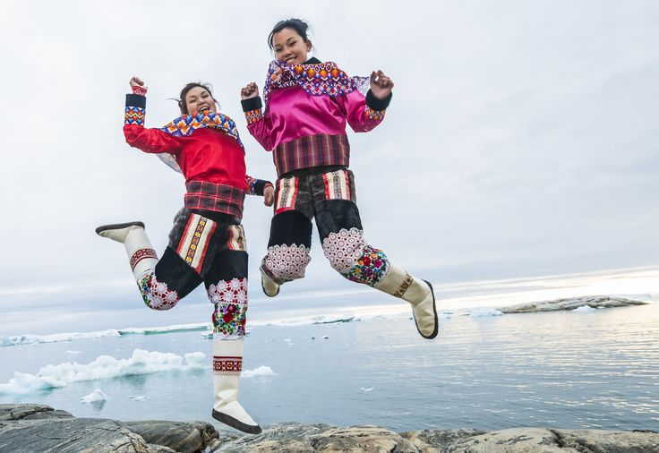 traditional clothes, Greenland. Hygge