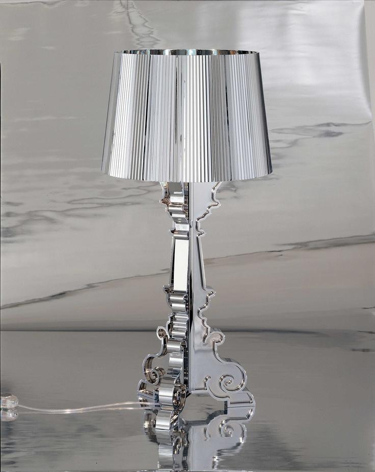 ef2d3daac70c328cb6358be88dd9fb05  kartell silver lining 5 Incroyable Lampe à Poser Kartell Kqk9