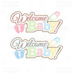 printable welcome baby - Buscar con Google