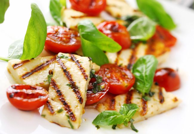Halloumi Cheese: Your New Favorite Grilling Ingredient