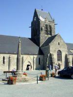 St. Mere Eglise, France