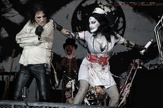 Alice Cooper at Hellfest Open Air in Clisson, France, June 19 2015 ...