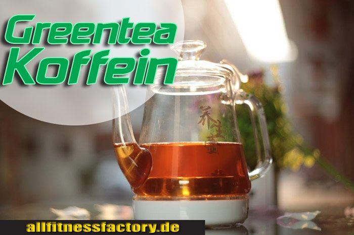 Grüner Tee & Koffein geheime Waffe für dein Workout Was ist besser Grüner Tee Koffein vs Koffein in Kaffee? Welche Vorteile und Nachteile hat Grüner Tee & Koffein? German Deutsch http://www.allfitnessfactory.de/gruener-tee-koffein/