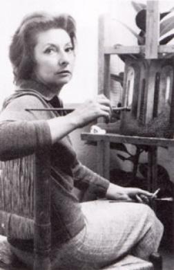 Remedios Varo. Pintora de origen Español radicada en México. Bellísimas pinturas surrealistas.