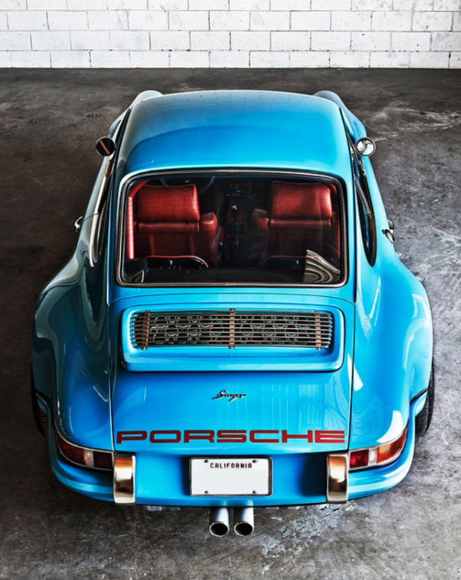 Singer Vehicle Design, makers of some of the coolest bespoke Porsche 911′s in the world. They take what's already the greatest car ever made, and somehow make it even better. It's quite impressive… Read more at http://airows.com/the-latest-remastered-porsche-911-from-singer-vehicle-design-is-incredible/#vUIMm2TKYXEhBIcC.99
