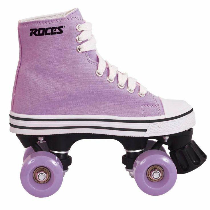 girls Bratz quad Roller Skates | Home › Roller Skates › Roces Chuck Lilac Quad Skates