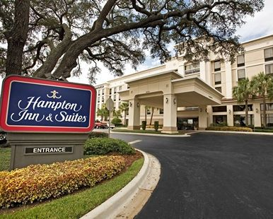 Hampton Inn & Suites Lake Mary At Colonial Townpark Hotel, FL - Hotel Exterior