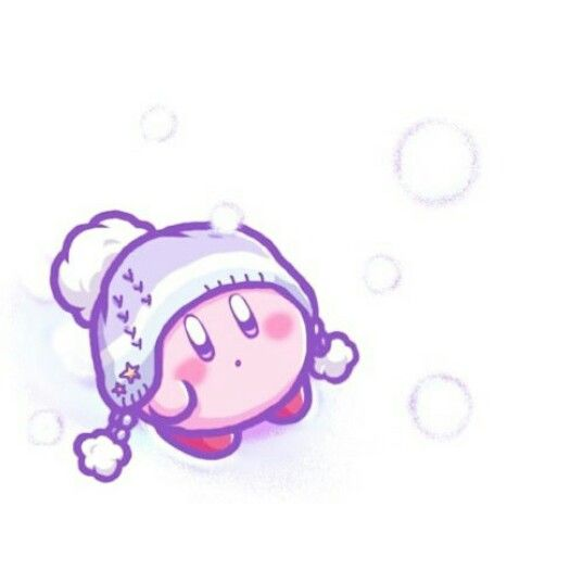 Kirby - What? no, its Adorable Pink Ball of Goodness