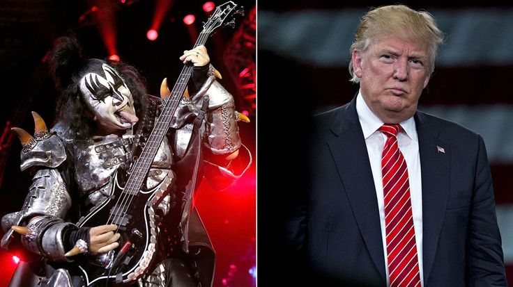 Gene Simmons on Donald Trump: 'He's Good for the Political System' | Rolling Stone